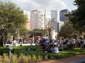 Let the high-end Market Square Park apartment frenzy begin? Hines could ... - CultureMap Houston | real eastate | Scoop.it