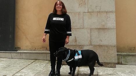 Perros de apoyo para menores y víctimas de violencia de género en Asturias | Personas y Animales | Scoop.it