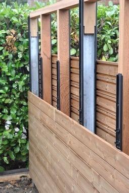 Dřevěná provětrávaná fasáda | Exteriéry a interiéry domů - vybavení | Scoop.it