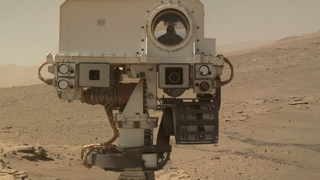 Look at what two years on Mars did to the Curiosity Rover | Science, Technology, and Current Futurism | Scoop.it