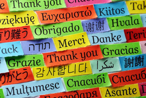 Study Shows All Languages Skew Towards Happiness | Writing Matters | Scoop.it