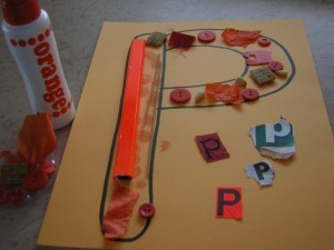 Readiness for Kindergarten - P is for Pumpkin, Part 1 | 1 2 3 ... | Kindergarten | Scoop.it