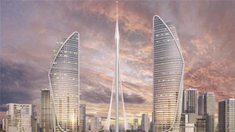 Dubai to build tallest tower, beating its own record | Southmoore AP Human Geography | Scoop.it