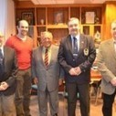 Meeting with the IPF President | International Weightlifting Federation | Powerlifting | Scoop.it