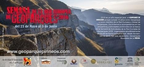 Semaine d'activités des Géoparcs 2016 | Vallée d'Aure - Pyrénées | Scoop.it
