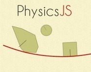 PhysicsJS (Yes, a JavaScript Physics engine) - Channel 9 - MSDN | EmberJS | Scoop.it