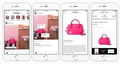 Llegan las compras de productos a Instagram | #ecommerce #retail | Scoop.it