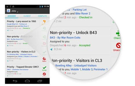 Google Maps Coordinate, para organizar equipos móviles de trabajo   VIM   Scoop.it