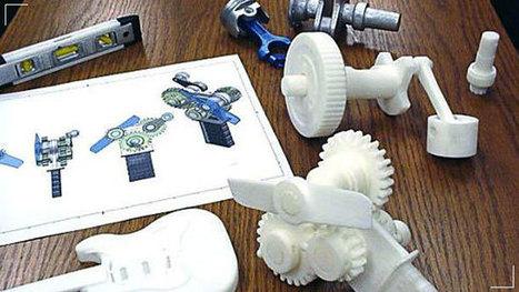 [Master Class] Impression 3D   Nouvelles technologies (TIC)   Scoop.it