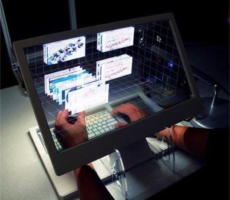 El ordenador transparente y con interfaz en tres dimensiones mira al futuro   Meetings, Tourism and  Technology   Scoop.it