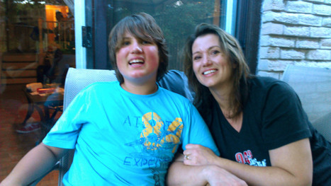 Karla Begley's Touching Response To Hate Letter Targeting Her Son With Autism - Huffington Post | Cohousing, Grants and Autism:  Medical Basis for Community Development | Scoop.it