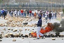 The Political Significance of South Africas Protests   Daraja.net   Scoop.it