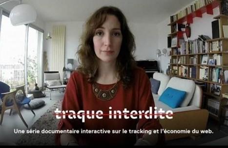 Webdoc Traque interdite - Reprenez le contrôle de votre identité numérique | Education et TICE | Scoop.it
