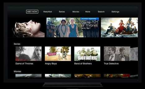 HBO lance son offre de streaming aux Etats-Unis | TV CONNECTED WEB | Scoop.it