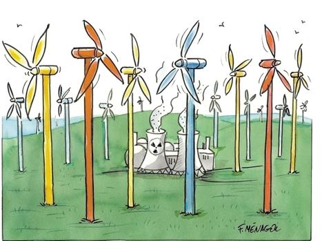 La « sobriété » énergétique, nouveau credo écologiste - Les Échos   partage&collaboratif   Scoop.it
