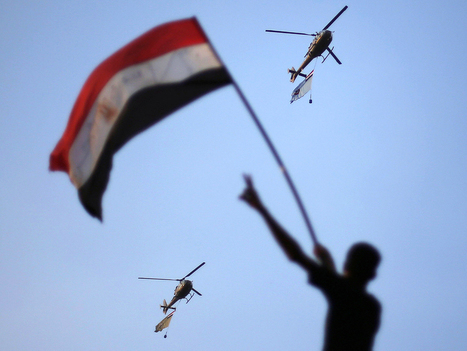 Morsi ousted, under house arrest, as crowds celebrate in Cairo - NBCNews.com (blog) | Interesting Stories | Scoop.it