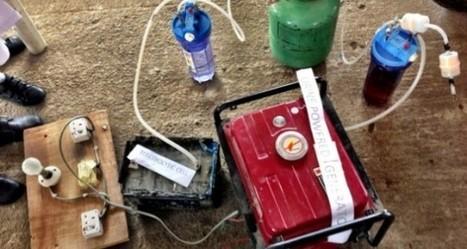 Nigerian  teenage girls create Generator that runs off urine | Gossip and Breaking News | Scoop.it