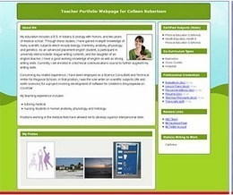 Portfoliogen Easily Create and Share Portfolios | Moodle i Mahara | Scoop.it