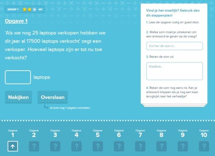 Edu-Curator: Online vraagstukjes oefenen doen leerlingen op Redactiesommen.nl | Educatief Internet - Gespot op 't Web | Scoop.it