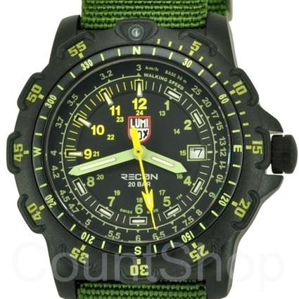 Buy Luminox Recon Point Man 8825KM Watch online | DiscountShop- An Online Authentic Watch Store | Scoop.it
