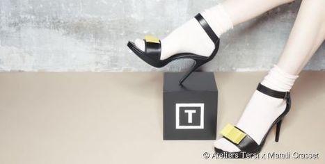 La collection caspule Ateliers Tersi x Matali Crasset | Ateliers Tersi : la chaussure d'art | Scoop.it