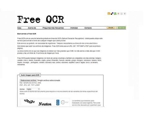 Como extraer el texto de una imagen escaneada | Recursos TIC, Online y Gratuitos | Scoop.it