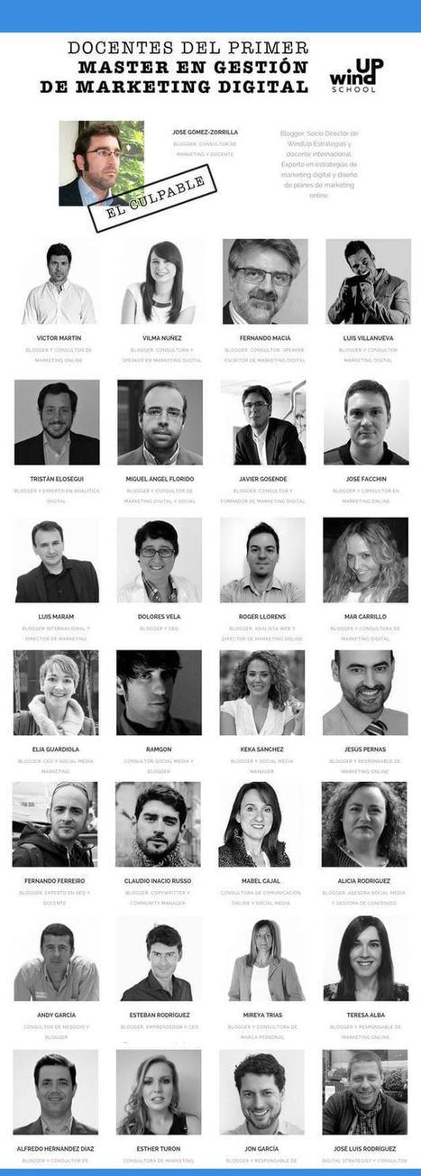 El Máster en Marketing Digital definitivo empieza en Málaga | Social Media | Scoop.it