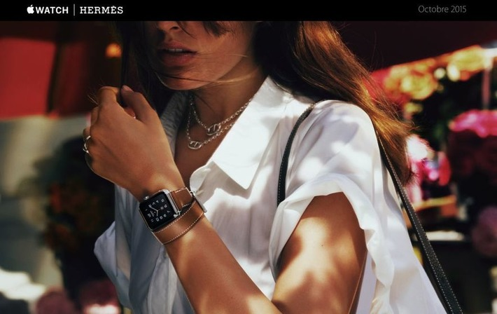 "L'Apple Watch Hermès est disponible | Veille Techno et Informatique ""AutreMent"" 
