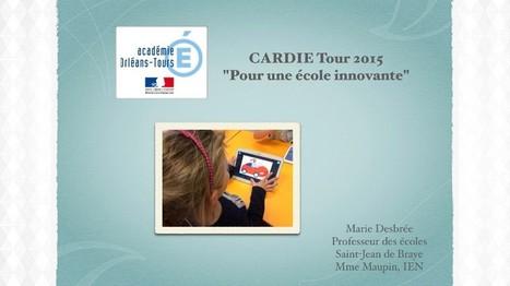 Académie Orléans-Tours. Apprendre et enseigner avec une tablette en maternelle. Retour d'un an de  pratique | CaféAnimé | Scoop.it