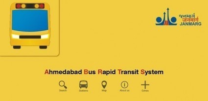 BRTS Ahmedabad Android Application   The Ahmedabad Blog   Janmarg, the peoples' way   Scoop.it
