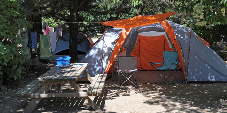 Le camping, mode de vacances préféré des Français | Camping en France et ailleurs | Scoop.it