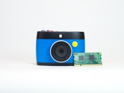 OTTO: A hackable camera powered by Raspberry Pi | Raspberry Pi | English. Grammer | Scoop.it