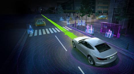[Infographie] Les technologies derrière les voitures autonomes - Paris Singularity | Post-Sapiens, les êtres technologiques | Scoop.it