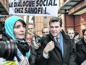 Sanofi : Montebourg à Toulouse ce matin | Toulouse La Ville Rose | Scoop.it