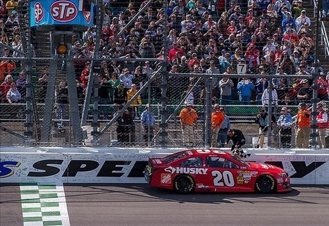 2013: NASCAR Isn't Playing Games - Beyond the Flag | 2013 NASCAR Sprint Cup Schedule | Scoop.it