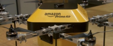 Amazon Asks FAA For Permission To Test Its Delivery Drones | TechCrunch | Digital Innovation (Marketing, E-learning, new business model) | Scoop.it