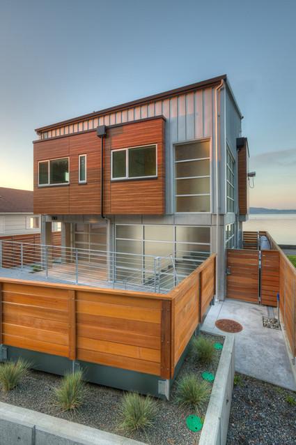 La maison tsunami: un édifice pour résister aux catastrophes ... - Le Huffington Post Quebec | architecture..., Maisons bois & bioclimatiques | Scoop.it