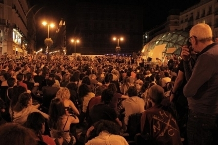 15M: a year on, the struggle of the indignados continues | Social ... | #Spanishrevolution | Scoop.it