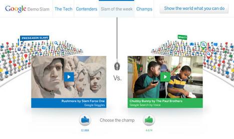 Google Demo Slam | Cabinet de curiosités numériques | Scoop.it