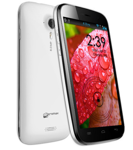 Micromax A116 Canvas HD: Specifications, features and price   Latest   Scoop.it