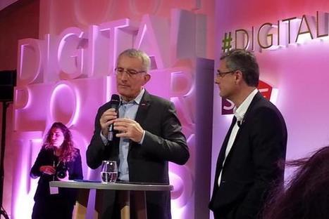 La SNCF accélère sur le digital - 01net | Pilotage et Gestion projets dans les Telco | Scoop.it