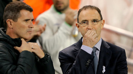 Martin O'Neill and Roy Keane will be huge assets for Ireland at Euro 2016 | Diverse Eireann- Sports culture and travel | Scoop.it
