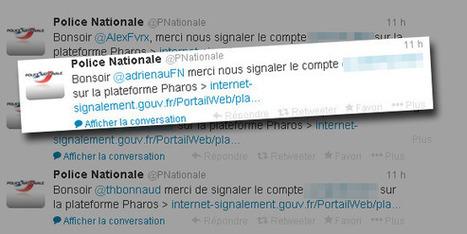 Comment la police a relayé des comptes Twitter pédopornographiques | CommunityManagementActus | Scoop.it