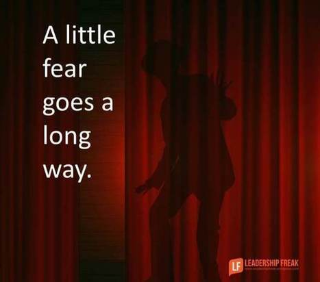 The Real Truth about Fear   Conscious Business Collaborations   Scoop.it
