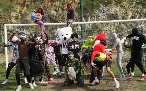 AC Ajaccio : Un Harlem Shake déjanté ! | Le marketing du sport | Scoop.it
