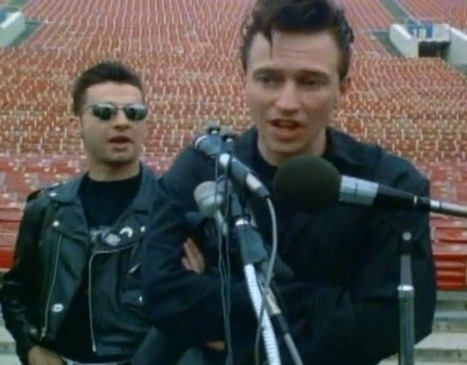 Depeche Mode, 'A Concert for the Masses' — rare footage from 1988's | Winning The Internet | Scoop.it