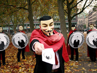 #NDAA : Anonymous declares cyber war on Congress over indefinite detention act | Human Rights and the Will to be free | Scoop.it