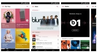 Apple Music Releases Android App In Google Play Store | MUSIC:ENTER | Scoop.it