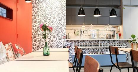 Halles: les autres adresses gourmandes de la Canopée | tendances food | Scoop.it