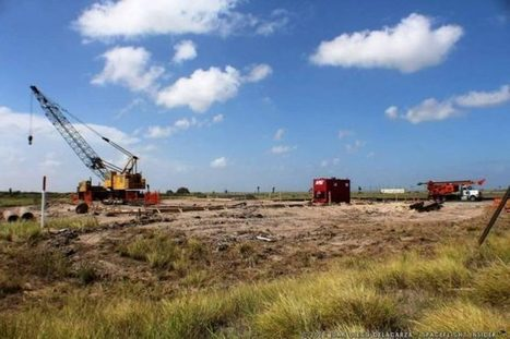 Work on SpaceX's Boca Chica launch site continues | Texas Coast Real Estate | Scoop.it